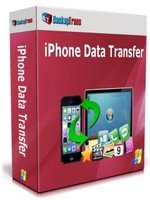Backuptrans iPhone Data Transfer (Personal Edition) Voucher - Instant Deal
