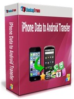 BackupTrans, Backuptrans iPhone Data to Android Transfer (Business Edition) Voucher Code