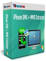 BackupTrans, Backuptrans iPhone SMS + MMS Extractor (Personal Edition) Discount Voucher