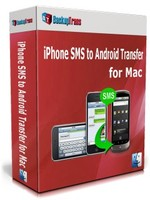 Backuptrans iPhone SMS to Android Transfer for Mac (Family Edition) Voucher Code