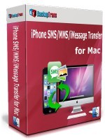 Backuptrans iPhone SMS/MMS/iMessage Transfer for Mac (Personal Edition) Discount Voucher