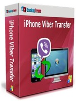 Backuptrans iPhone Viber Transfer (Family Edition) Sale Voucher