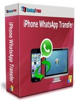 Backuptrans iPhone WhatsApp Transfer (Business Edition) Voucher - EXCLUSIVE