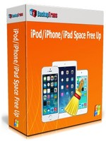 Backuptrans iPod/iPhone/iPad Space Free Up (Personal Edition) Voucher Deal - EXCLUSIVE