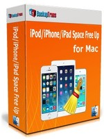 Backuptrans iPod/iPhone/iPad Space Free Up for Mac (Personal Edition) Voucher Discount