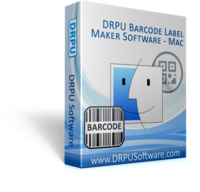 DRPU Barcode Label Maker Software (for MAC Machines) Voucher Sale