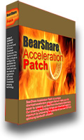 Grab 35% BearShare Acceleration Patch Deal