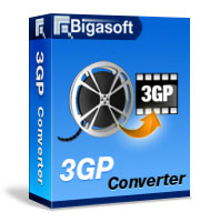 20% Discount for Bigasoft 3GP Converter