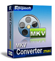 15% Discount for Bigasoft MKV Converter for Mac