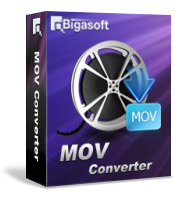 10% voucher Bigasoft MOV Converter for Mac