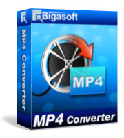 Bigasoft MP4 Converter 15% Discount