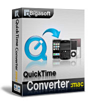 5% Bigasoft QuickTime Converter for Mac Deal
