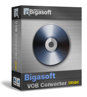 15% Discount for Bigasoft VOB Converter for Mac Voucher