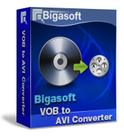 Bigasoft VOB to AVI Converter 20% Voucher