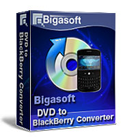 10% Bigasoft VOB to BlackBerry Converter for Windows Voucher