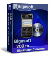 30% Bigasoft VOB to BlackBerry Converter Voucher
