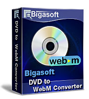 15% Off Bigasoft VOB to WebM Converter for Windows