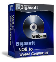 Bigasoft VOB to WebM Converter 10% Savings