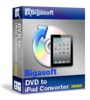 15% Discount for Bigasoft VOB to iPad Converter for Mac OS Voucher