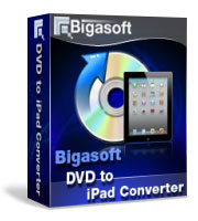 10% Deal Bigasoft VOB to iPad Converter for Windows