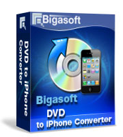 15% Deal Bigasoft VOB to iPhone Converter for Windows