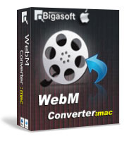 Bigasoft WebM Converter for Mac 10% Deal