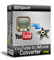 Secure 15% Bigasoft YouTube to iMovie Converter Discount