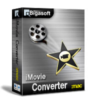 30% Voucher Code Bigasoft iMovie Converter for Mac