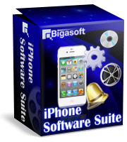 15% Deal on Bigasoft iPhone Software Suite