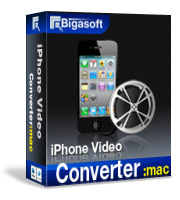 15% off Bigasoft iPhone Video Converter for Mac