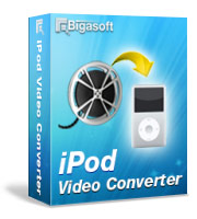 10% Discount Bigasoft iPod Video Converter Voucher