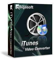 5% Bigasoft iTunes Video Converter Voucher