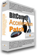 35% BitComet Acceleration Patch Voucher