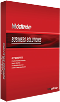 BitDefender Client Security 3 Years 5 PCs Voucher Deal