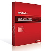 BitDefender Corporate Security 1 Year 35 PCs Voucher - Exclusive