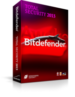 BitDefender Total Security 2013 5-PC 3 Years Voucher