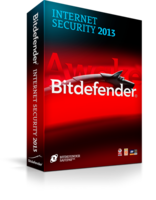 Bitdefender Internet Security 2013 5PC-2 Years Voucher - 15% Off