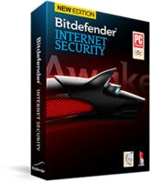 Bitdefender Internet Security 2014 5-PC 2-Years Voucher - Instant 15% Off