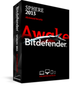 Bitdefender Sphere 2013 2-Years 3-Users Voucher Code