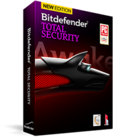 Bitdefender Total Security 2014 5-PC 1-Year Voucher - Special