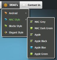CSS3 Menu for Mac - Unlimited Website License Voucher Code Discount - Click to check out