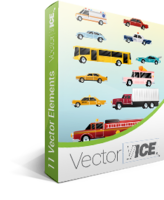 Cars Vector Pack - VectorVice Voucher Code Discount