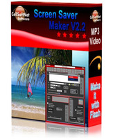 CellSoftNet Screensaver Maker Voucher Sale