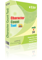 15% Off Character Count Tool Discount Voucher