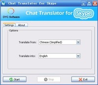 Special 15% Chat Translator for Skype Voucher