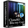 15% Off CloneBD Blu-ray Copy - 1 year License Voucher Deal