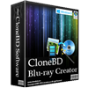 CloneBD Blu-ray Creator - 1 Year License Voucher Deal