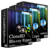 15% CloneBD Blu-ray Suite - 1 Year License Voucher Code