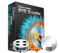 CloneDVD DVD Creator 1 year/1 PC Voucher Code