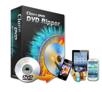 CloneDVD DVD Ripper 1 year/1 PC Voucher Code Exclusive - SALE